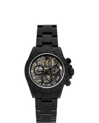 MAD Paris Black Customized Rolex Daytona Sk Ii Watch