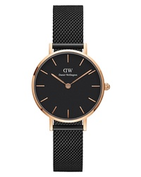 Daniel Wellington Classic Petite Mesh Watch