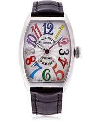 Franck Muller Curvex Automatic Color Dream Watch
