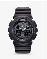 Express G Shock Matte Black Watch