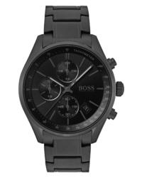 BOSS Grand Prix Bracelet Strap Chronograph Watch