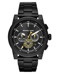 Michael Kors Grayson Chronograph Bracelet Watch