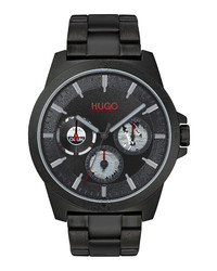 BOSS Hugo Twist Multifunction Bracelet Watch
