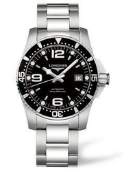 Longines Hydroconquest Stainless Steel Bracelet Watch