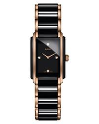 Rado Integral Diamonds Bracelet Watch