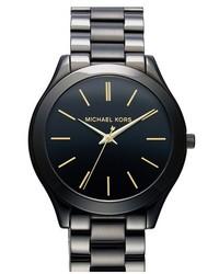 Michael Kors Michl Kors Slim Runway Bracelet Watch 42mm