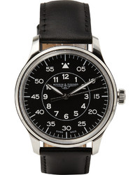 J.Crew Mougin Piquard X Grande Seconde Stainless Steel Watch