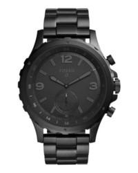 FOSSIL Q Nate Bracelet Hybrid Smart Watch