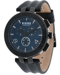 Versus New Logo Chrome Watch