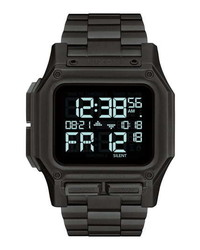 Nixon Regulus Digital Bracelet Watch