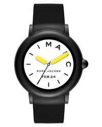 Marc Jacobs Riley Silcone Smart Watch