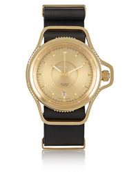 Givenchy Seven Watch In Gold Plated Stainless