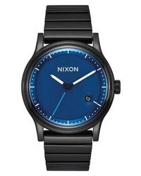 Nixon Station Bracelet Watch