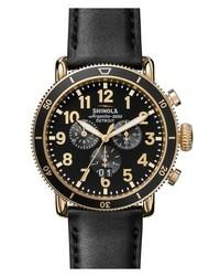 Shinola The Runwell Sport Chronograph Watch