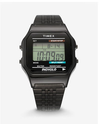 Express Timex Originals 80 Chronograph Digital Watch
