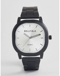 Bellfield Watch Black Bracelet Watch