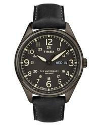 Timex Waterbury Chronograph Bracelet Watch