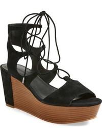 Rebecca Minkoff Cady Wedge Sandal