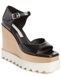 Stella McCartney Platform Wedge Sandal