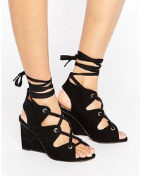 9643bf941dd8 Women s Wedge Sandals by Asos