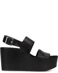Vince Wedge Sandals
