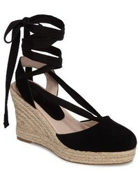 Topshop Waves Espadrille Wedge