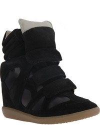 Isabel Marant Bekett Hi Top Trainers