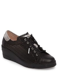 Shelby perforated wedge sneaker medium 1248163