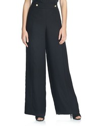 1 STATE 1state High Rise Wide Leg Pants