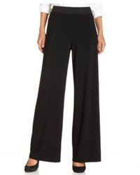 Alfani Wide Leg Pull On Pants