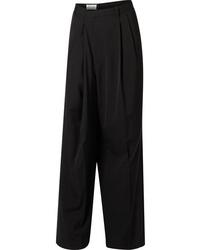 Maison Margiela Asymmetric Crepe Pants