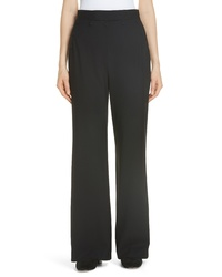 Tory Burch Elliott High Waist Wide Leg Pants
