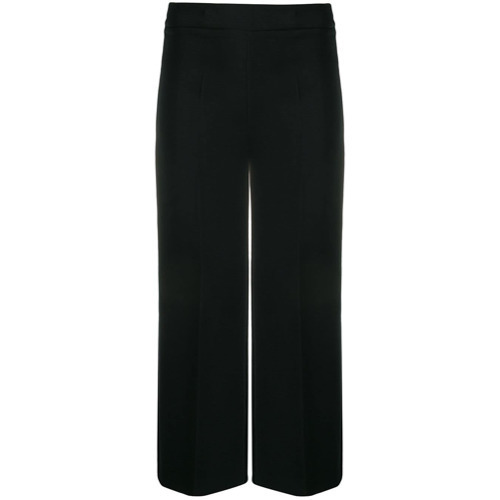 P.A.R.O.S.H. Fitted Cropped Trousers