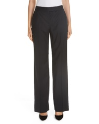 Max Mara Giglio Wide Leg Wool Pants