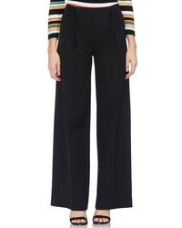 Vince Camuto Lace Up Sailor Pants