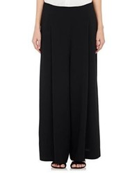 The Row Loja Palazzo Pants Black