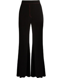 Ellery Rafl Wide Leg Flared Trousers