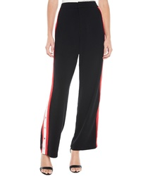 Bardot Stripe Snap Pants