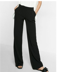 Express Twill Wide Leg Soft Pant