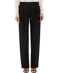ATM Anthony Thomas Melillo Wide Leg Pants Black