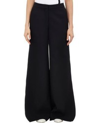 Lisa Perry Wide Leg Trousers Black