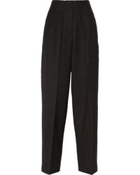3.1 Phillip Lim Wool Gabardine Wide Leg Pants