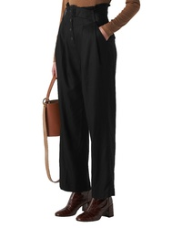 Whistles Yasmin Paperbag Trousers
