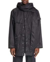 Valentino 2099 Hooded Jacket