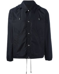 AMI Alexandre Mattiussi Hooded Jacket