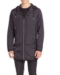 Diesel Bandy Long Windbreaker