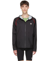 District Vision Black 3l Max Mountain Shell Jacket