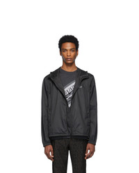 Fendi Black Bag Bugs Track Jacket