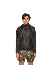 Moncler Black Huit Jacket