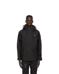 Burberry Black Keyworth Jacket